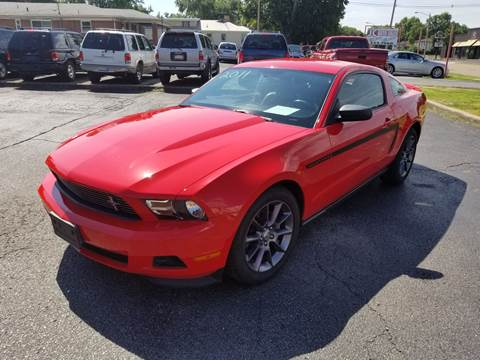 2011 Ford Mustang for sale at JC Auto Sales - West Main in Belleville IL