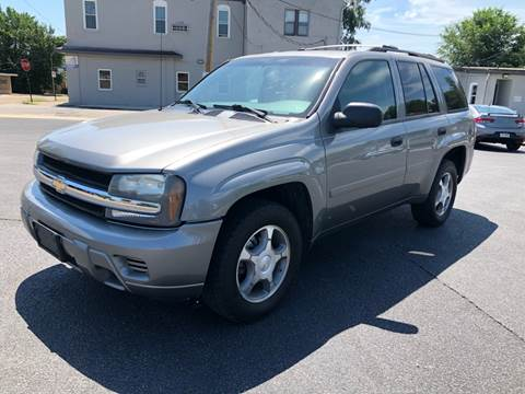 2008 Chevrolet TrailBlazer for sale at JC Auto Sales - Suburban Motors in Belleville IL