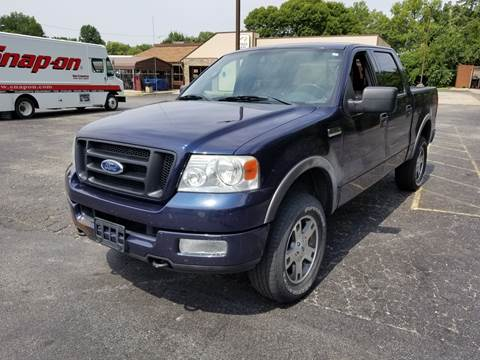 2004 Ford F-150 for sale at JC Auto Sales - West Main in Belleville IL