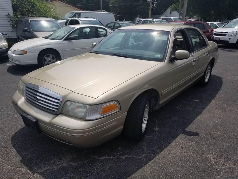 2000 Ford Crown Victoria Lx In Belleville Il Jc Auto Sales
