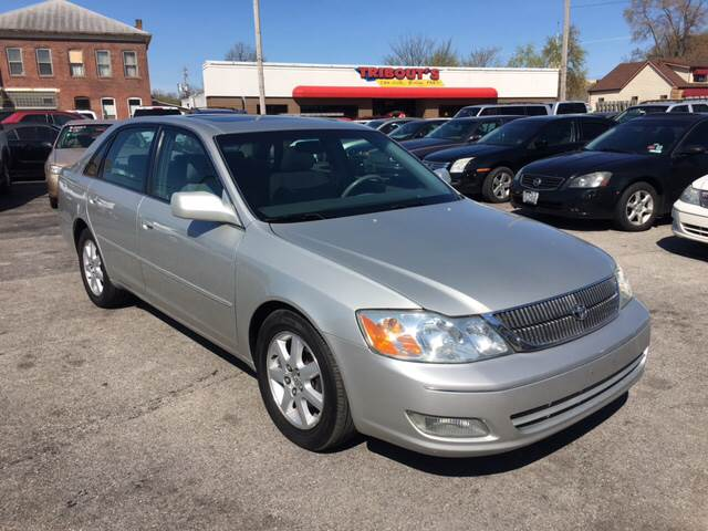 2002 Toyota Avalon for sale at JC Auto Sales in Belleville IL
