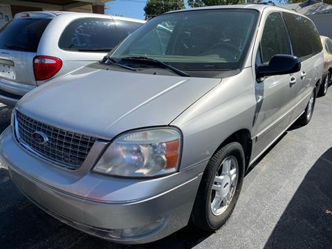 2004 Ford Freestar for sale in Belleville, IL