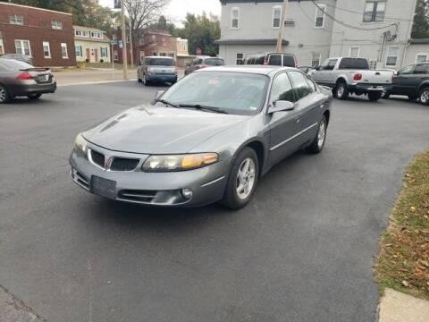 2005 Pontiac Bonneville for sale at JC Auto Sales in Belleville IL