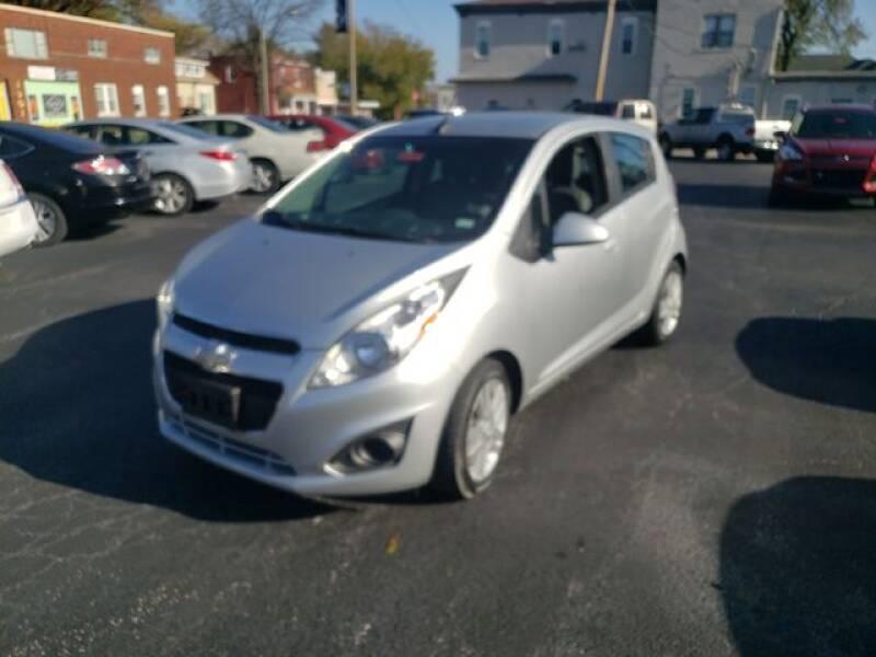 2014 Chevrolet Spark for sale at JC Auto Sales in Belleville IL