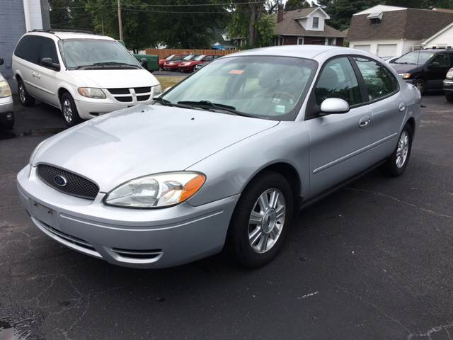 2005 ford taurus sel in belleville il jc auto sales. Black Bedroom Furniture Sets. Home Design Ideas