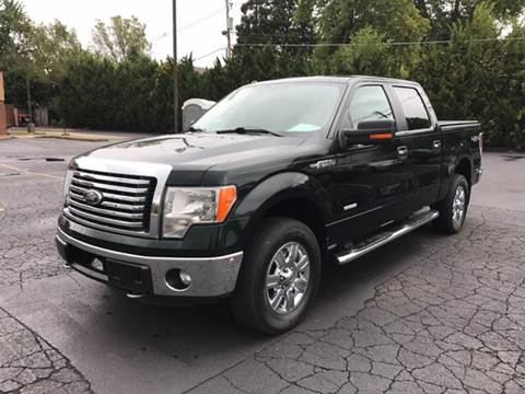 2012 Ford F-150 for sale in Belleville, IL