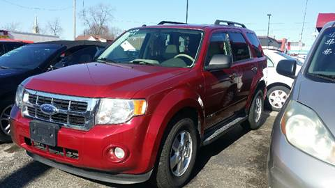 2008 Ford Escape for sale in Belleville, IL