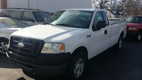 2007 Ford F-150 for sale at JC Auto Sales in Belleville IL