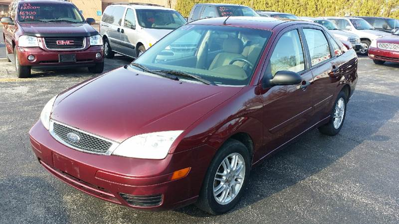 2007 ford focus zx4 se in belleville il jc auto sales. Black Bedroom Furniture Sets. Home Design Ideas