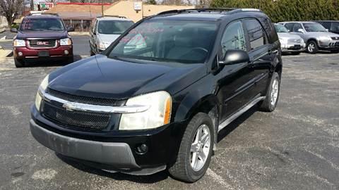 2005 Chevrolet Equinox for sale in Belleville, IL
