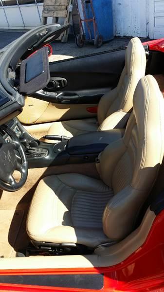 1999 Chevrolet Corvette 2dr Convertible - Belleville IL