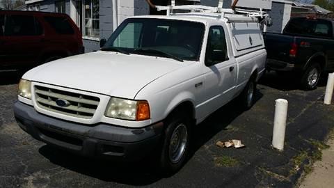 2002 Ford Ranger for sale in Belleville, IL