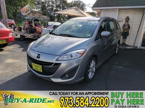 2012 Mazda MAZDA5 for sale in Mine Hill, NJ
