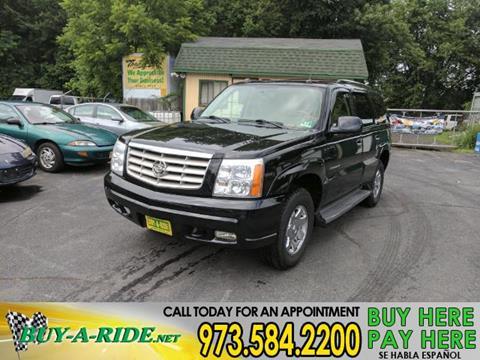 2005 Cadillac Escalade for sale in Mine Hill, NJ