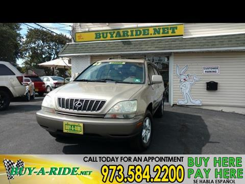2003 Lexus RX 300 for sale in Mine Hill, NJ