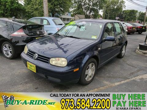 2002 Volkswagen Golf for sale in Mine Hill, NJ