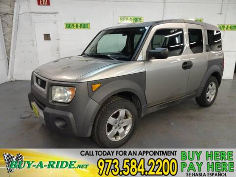 2003 Honda Element EX for sale at Buy-a-Ride.Net in Mine Hill NJ