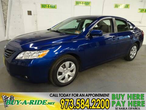 2007 Toyota Camry CE for sale at Buy-a-Ride.Net in Mine Hill NJ
