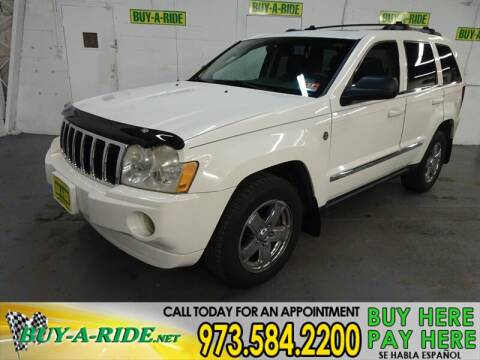 2005 Jeep Grand Cherokee Limited for sale at Buy-a-Ride.Net in Mine Hill NJ