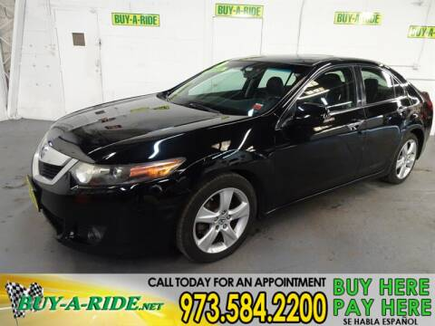 2010 Acura TSX w/Tech for sale at Buy-a-Ride.Net in Mine Hill NJ