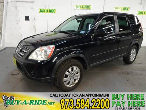 2006 Honda CR-V Special Edition for sale at Buy-a-Ride.Net in Mine Hill NJ