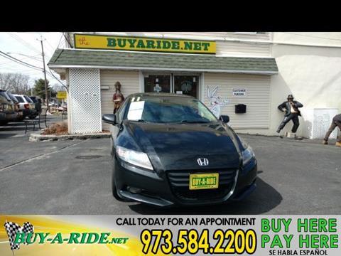 2011 Honda CR-Z for sale in Mine Hill, NJ