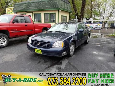 2004 Cadillac DeVille for sale in Mine Hill, NJ