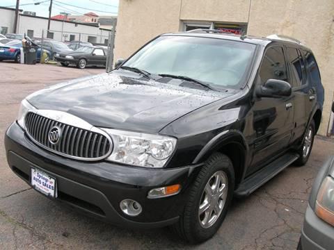 2006 Buick Rainier