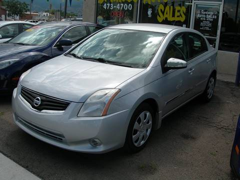 2011 Nissan Sentra for sale in Colorado Springs, CO