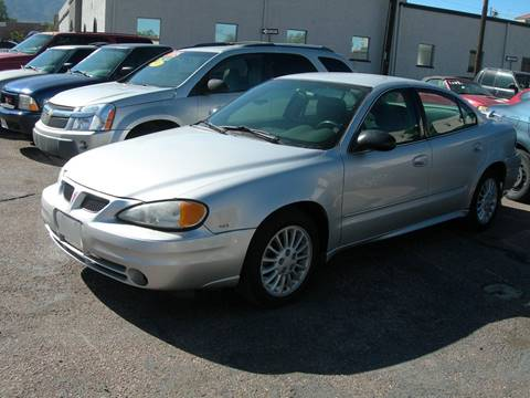 2005 Pontiac Grand Am for sale in Colorado Springs, CO