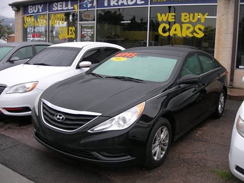 2012 Hyundai Sonata for sale in Colorado Springs, CO