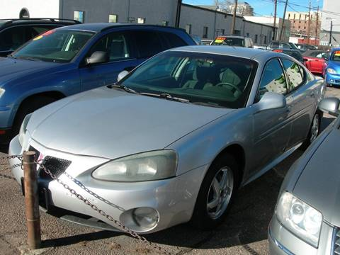 2004 Pontiac Grand Prix for sale in Colorado Springs, CO