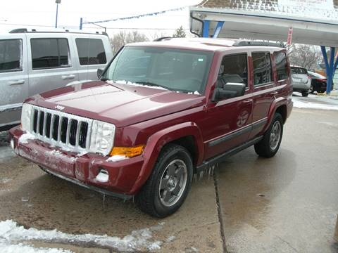 2008 Jeep Commander for sale in Colorado Springs, CO