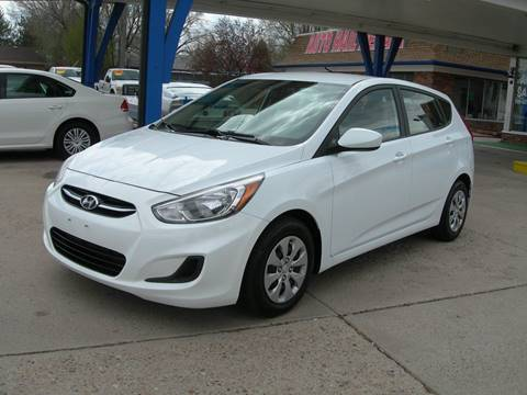 Used Hyundai Accent >> Used Hyundai Accent For Sale In Colorado Carsforsale Com