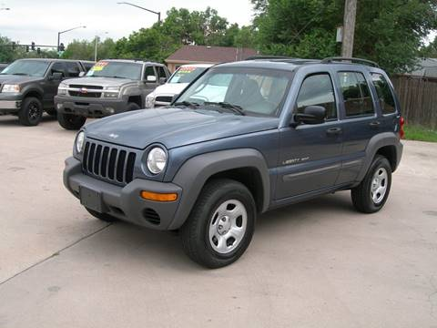 2002 Jeep Liberty for sale in Colorado Springs, CO