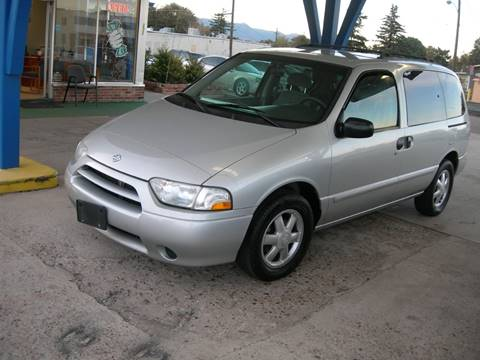 2002 Nissan Quest for sale in Colorado Springs, CO