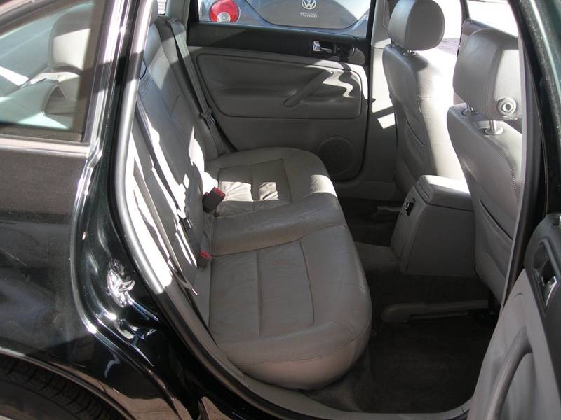 2002 Volkswagen Passat 4dr GLS 1.8T Turbo Sedan - Colorado Springs CO