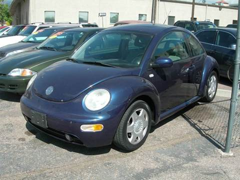 2001 Volkswagen New Beetle for sale in Colorado Springs, CO