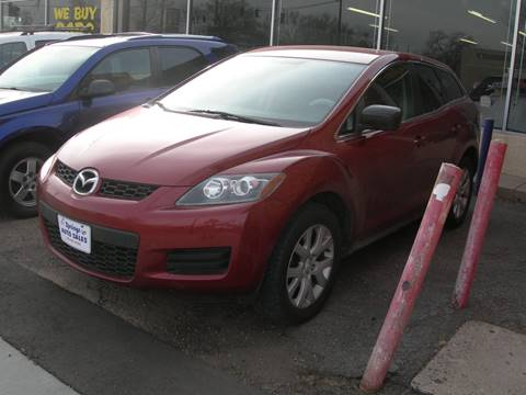 2007 Mazda CX-7 for sale in Colorado Springs, CO