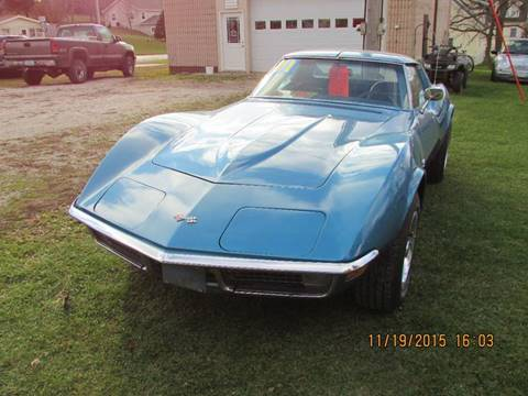 1971 Chevrolet Corvette for sale in Fayette, IA