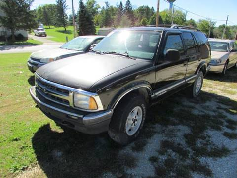 used 1996 chevrolet blazer for sale carsforsale com used 1996 chevrolet blazer for sale