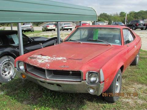 1969 AMC Javelin for sale in Fayette, IA