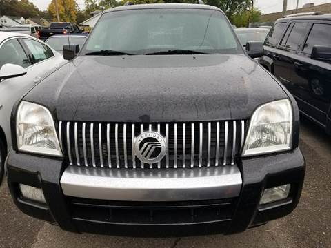 2008 Mercury Mountaineer for sale in Detroit, MI