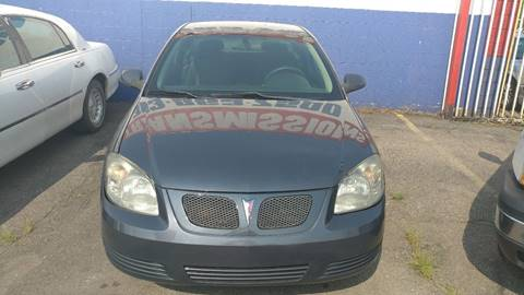 2008 Pontiac G5 for sale in Detroit, MI