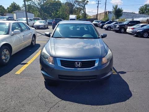 2009 Honda Accord for sale in Detroit, MI
