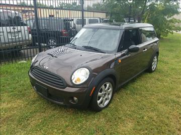 2010 MINI Cooper Clubman for sale in Dallas, TX
