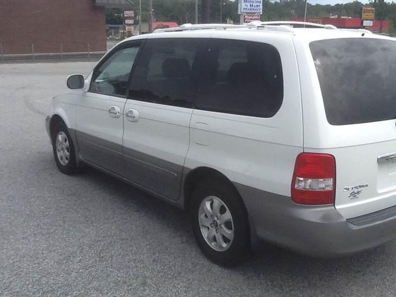 2005 Kia Sedona LX 4dr Minivan - Florence SC