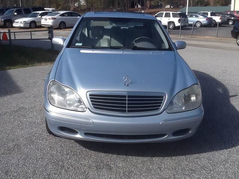 2000 mercedes benz s class s430 4dr sedan in florence sc