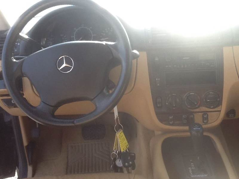 1999 Mercedes-Benz M-Class ML320 AWD 4dr SUV - Florence SC