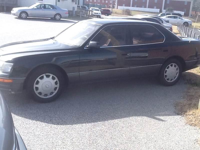 1995 Lexus LS 400 4dr Sedan - Florence SC